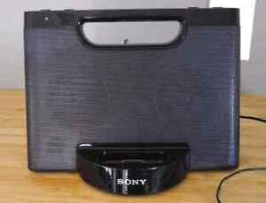 Sony docking station