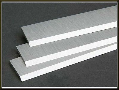 (3) 20 x 1 x 1/8 M2 High Speed Steel Planer Blades/Knives fits Grizzly Northwood