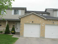 Great 3 Bedrooms Townhouse for RENT in London, ON