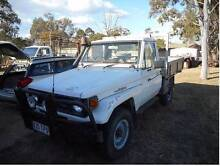 1985 Toyota LandCruiser Ute Warwick Southern Downs Preview