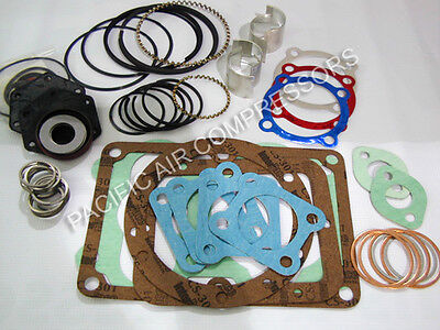 Leroi Dresser Model 600 Air Compressor Parts Rebuild Tune Up Kit Two Stage