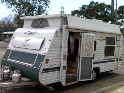 EAGLE - Grande Tourer - 2003 - island Bed, A/C, R/O, Annex, VGC Boondall Brisbane North East Preview