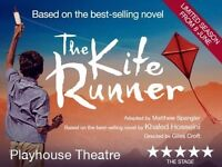 The Kite Runner - Sat 26th August 7.30pm - 2 or 4 stall tickets for sale