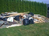 Grand Retour du leader en nettoyage,debris,poubelles,junk,