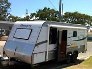 CORONET - FS2-5950 - Semi OFF ROAD, island Bed, A/C, ENSUITE, VGC Boondall Brisbane North East Preview