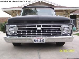 IN SEARCH OF 1966 ford grill