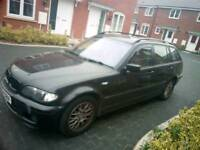 2005 BMW 2.0 d 180 bhp remaped