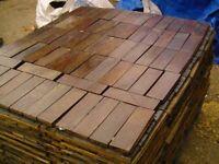 Heritage Mahogany Parquet Rare Hard Wood Flooring