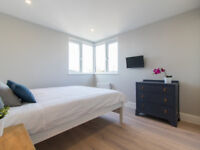A room within this superbly extended and refurbished six bedroom property in West Ealing