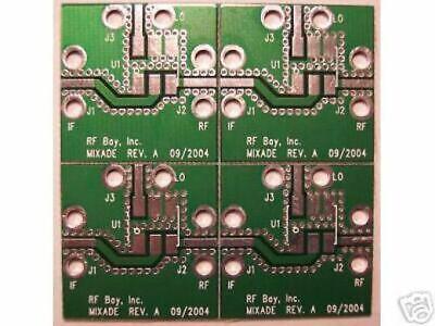 Develop Pcb For Mini-circuits Adejms Mixer Qty.4