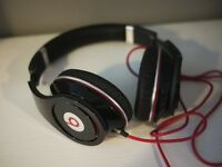 Studio Beats by Dr Dre + protective case