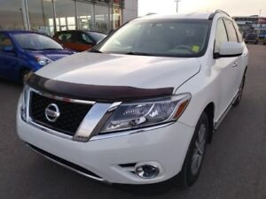 2014 Nissan SUV AWD Pathfinder SL Tech SL TECH Leather - Navigat