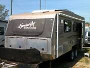 SPINIFEX - OFF ROAD - 2010 - island Bed, A/C, ENSUITE, VGC Boondall Brisbane North East Preview