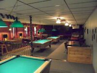 Bowling alley/Lounge in Drumheller