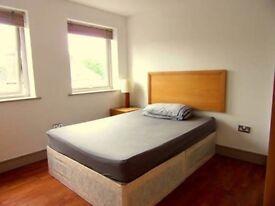 Modern Double Bedroom ! E14 Canary Wharf ! FEEL THE VIBE*