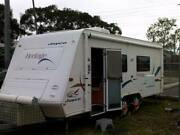 JAYCO - Heritage - 2005 - 2 x Single Beds, A/C, ENSUITE, VGC Boondall Brisbane North East Preview