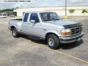 ISO Ford F-150 SuperCrew FlareSide 1992-1996