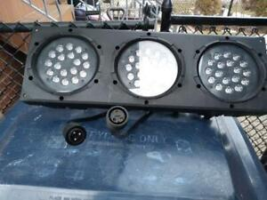 2 CHAUVET PROFESSIONAL COLOR ado 3p IP LED Light Set of 2