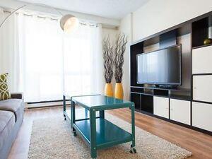 3 1/2 Apartment with Balcony, Pool, Gym, Sauna, Pet Friendly