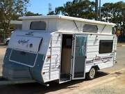 JAYCO - WESTPORT - 1998 - 2 x Single Beds, Annex, VGC. Boondall Brisbane North East Preview