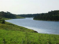 320 Acres in Mountain View County With a LAKE