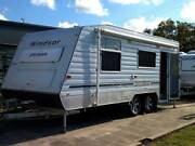 WINDSOR - Genesis - Semi OFF ROAD, island Bed, A/C, ENSUITE, VGC Boondall Brisbane North East Preview