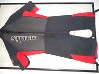 Marlin Crewsaver Men's Shortie Wetsuit