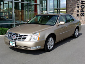 2006 Cadillac DTS Loaded Sedan