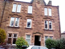 DELIGHTFUL AND QUIET UNFURNISHED 1 BEDROOM FLAT IN FRIAR ST IN POPULAR AREA OF CRAIGIE PERTH