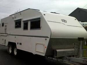 """DRV Caravan, """"Phoenix"""" Style, OFF ROAD, AS NEW Boondall Brisbane North East Preview"""