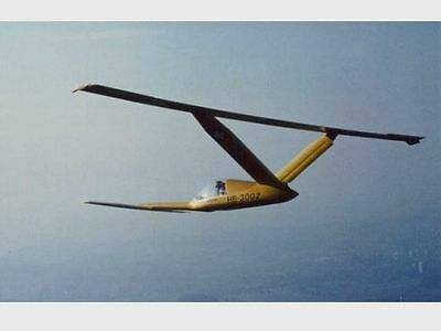 1/7 Scale Aviafiber Canard 2FL Sailplane Plans, Templates and Instructions