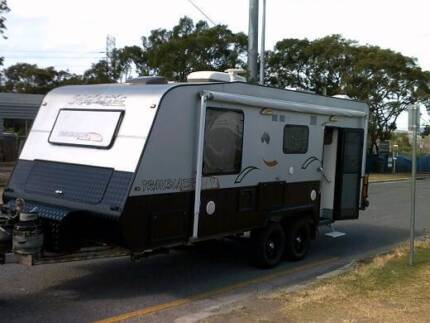 MAJESTIC - Trailblazer -2013 - island Bed, A/C, ENSUITE, OFF ROAD Boondall Brisbane North East Preview