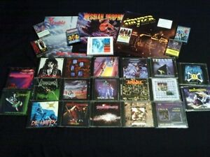 Christian hard rock metal CDs wanted - will pay generously! London Ontario image 1