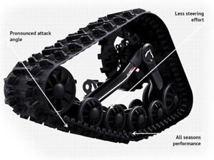 Commander WS4 ATV Track Package - New with 2 year warranty.