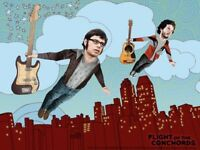 FLIGHT OF THE CONCHORDS Wednesday 20th June