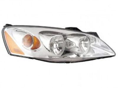 - Pontiac G6 sedan / coupe 2005 2006 2007 2008 2009 10 right passenger headlight