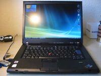 IBM Lenovo Thinkpad R60 cheap laptop only $160 runs great! Intel