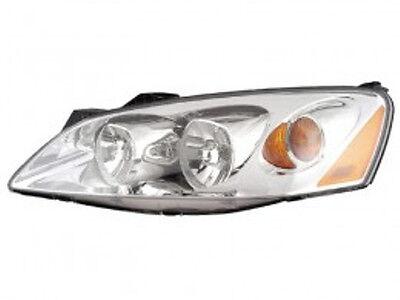 - Pontiac G6 sedan / coupe 2005 2006 2007 2008 2009 2010 left driver headlight