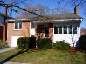 3+1 Bdrm House in Family Friendly location near Queens, KGH, HDH