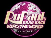 2 X Tickets for RUPAUL'S DRAG RACE: WERQ THE WORLD 29/5/18 CARDIFF