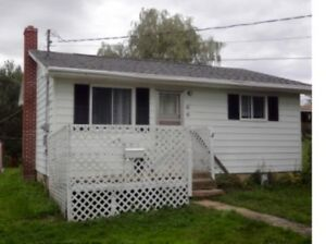 Small 2 Bedroom house in Bridgetown.