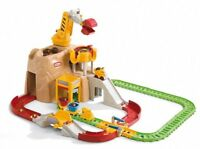 Little Tikes big adventure construction peak rail and road