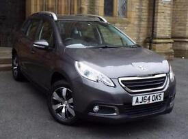 2015 Peugeot 2008 1.6 e-HDi Active 5 door Diesel Estate