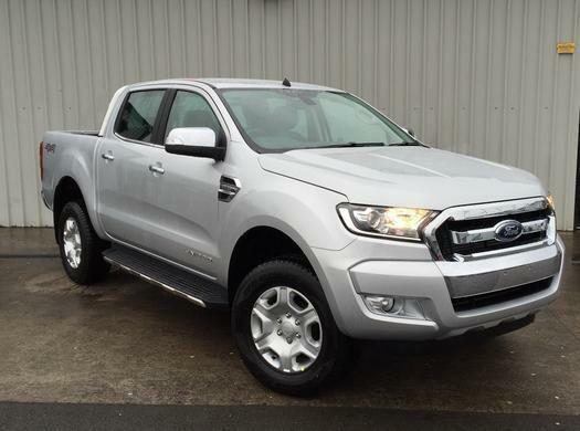 2016 ford ranger pick up double cab limited 1 2 2 tdci auto diesel double cab pi in aylesbury. Black Bedroom Furniture Sets. Home Design Ideas