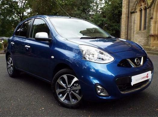 2016 nissan micra 1 2 dig s n tec 5 door petrol hatchback in blackburn lancashire gumtree. Black Bedroom Furniture Sets. Home Design Ideas