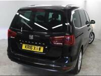 2016 SEAT Alhambra 2.0 TDI CR SE [150] 5 door DSG Diesel People Carrier