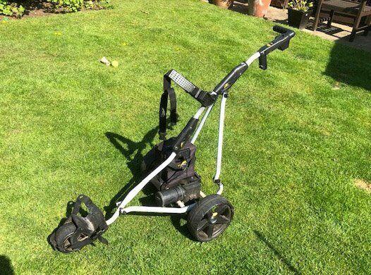 Powakaddy Electric Golf Trolley | in Gullane, East Lothian | Gumtree