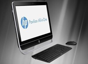 Hp pavilion 23 touch screen all in one