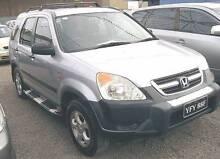 2003 Honda CRV Wagon Mitchell Gungahlin Area Preview