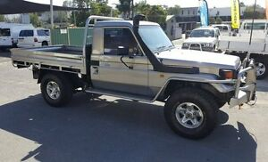 2002 Toyota Landcruiser HDJ79R (4x4) 5 Speed Manual 4x4 Cab Chassis Burleigh Heads Gold Coast South Preview
